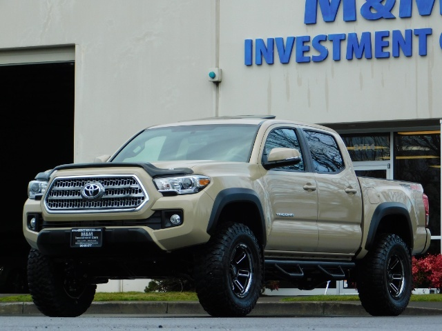 2017 Toyota Tacoma TRD Off-Road Sport / ONLY 42 MILES / 6-SPEED - Photo 50 - Portland, OR 97217