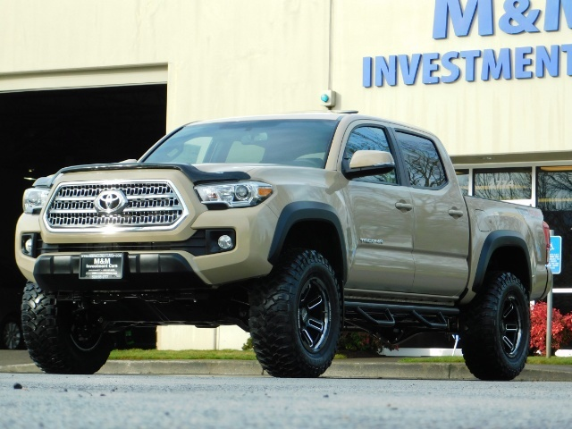 2017 Toyota Tacoma TRD Off-Road Sport / ONLY 42 MILES / 6-SPEED - Photo 49 - Portland, OR 97217