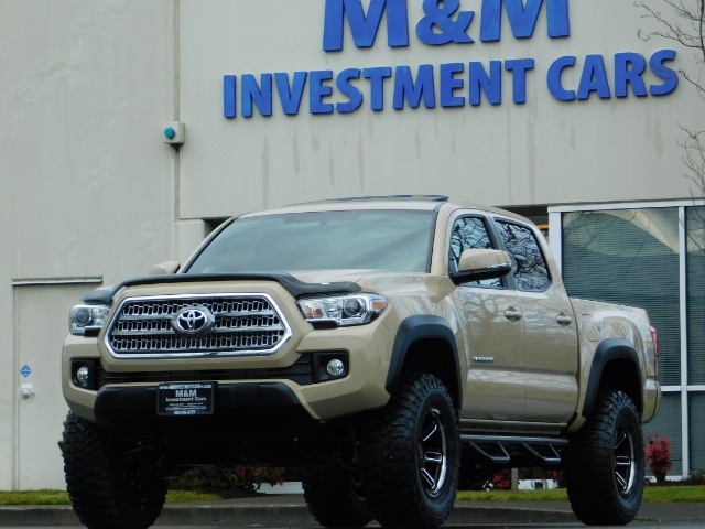 2017 Toyota Tacoma TRD Off-Road Sport / ONLY 42 MILES / 6-SPEED - Photo 52 - Portland, OR 97217