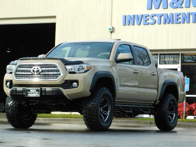 2017 Toyota Tacoma TRD Off-Road Sport / ONLY 42 MILES / 6-SPEED - Photo 47 - Portland, OR 97217