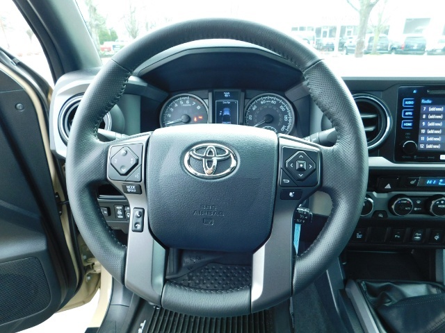 2017 Toyota Tacoma TRD Off-Road Sport / ONLY 42 MILES / 6-SPEED - Photo 27 - Portland, OR 97217