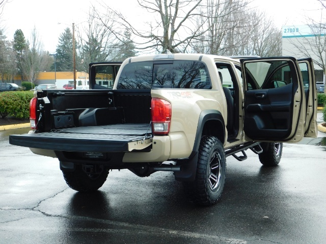 2017 Toyota Tacoma TRD Off-Road Sport / ONLY 42 MILES / 6-SPEED - Photo 39 - Portland, OR 97217