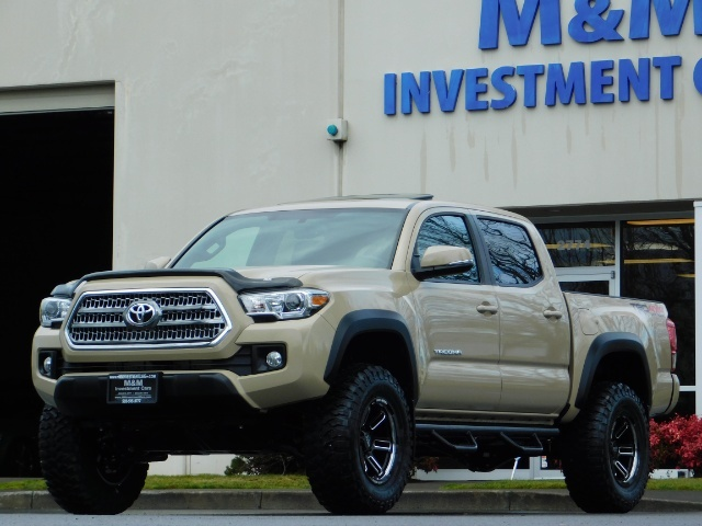 2017 Toyota Tacoma TRD Off-Road Sport / ONLY 42 MILES / 6-SPEED - Photo 51 - Portland, OR 97217