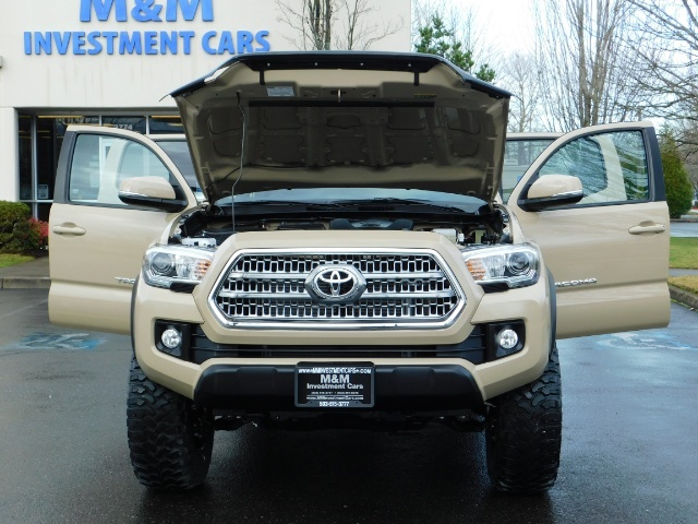 2017 Toyota Tacoma TRD Off-Road Sport / ONLY 42 MILES / 6-SPEED - Photo 40 - Portland, OR 97217