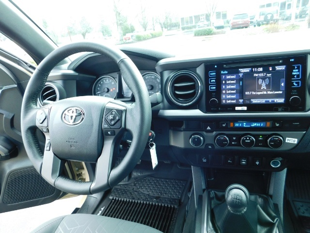 2017 Toyota Tacoma TRD Off-Road Sport / ONLY 42 MILES / 6-SPEED - Photo 19 - Portland, OR 97217