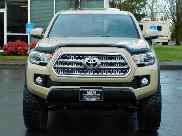 2017 Toyota Tacoma TRD Off-Road Sport / ONLY 42 MILES / 6-SPEED - Photo 5 - Portland, OR 97217