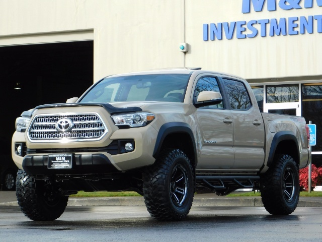 2017 Toyota Tacoma TRD Off-Road Sport / ONLY 42 MILES / 6-SPEED - Photo 44 - Portland, OR 97217