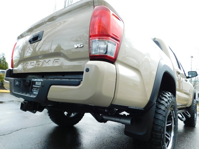 2017 Toyota Tacoma TRD Off-Road Sport / ONLY 42 MILES / 6-SPEED - Photo 12 - Portland, OR 97217