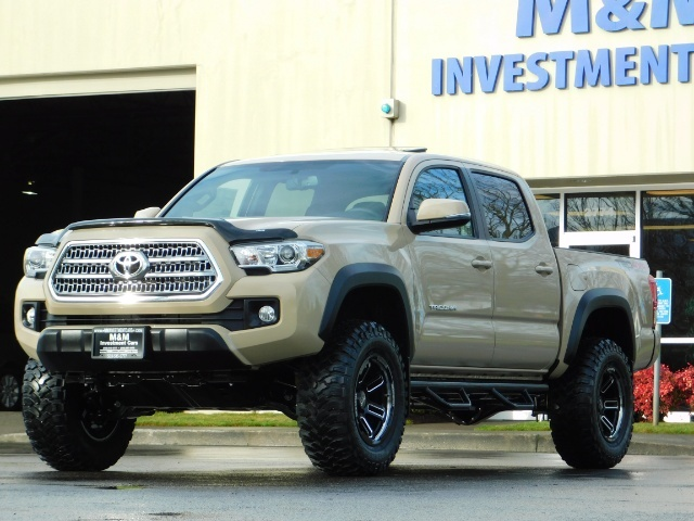 2017 Toyota Tacoma TRD Off-Road Sport / ONLY 42 MILES / 6-SPEED - Photo 46 - Portland, OR 97217