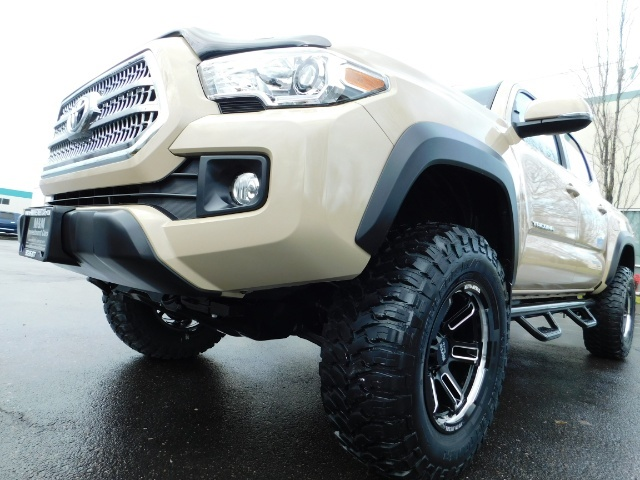 2017 Toyota Tacoma TRD Off-Road Sport / ONLY 42 MILES / 6-SPEED - Photo 9 - Portland, OR 97217