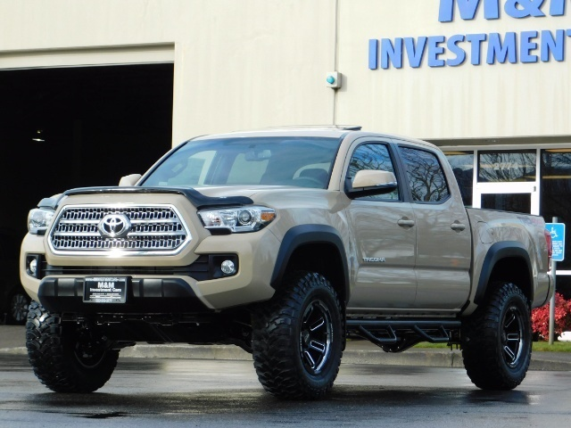 2017 Toyota Tacoma TRD Off-Road Sport / ONLY 42 MILES / 6-SPEED - Photo 45 - Portland, OR 97217