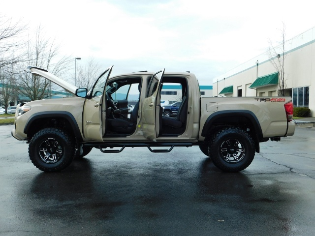2017 Toyota Tacoma TRD Off-Road Sport / ONLY 42 MILES / 6-SPEED - Photo 36 - Portland, OR 97217