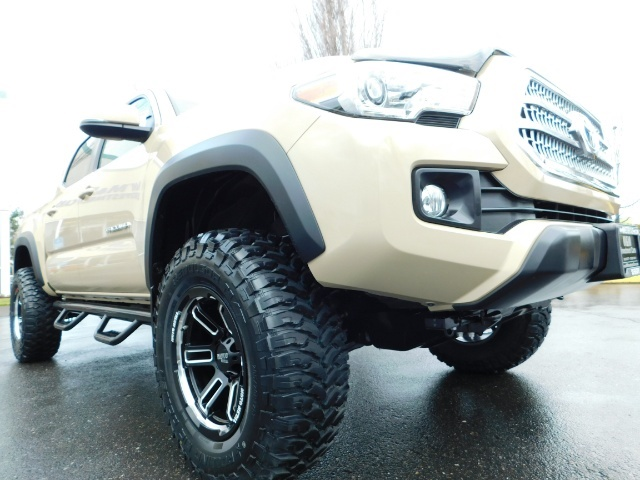 2017 Toyota Tacoma TRD Off-Road Sport / ONLY 42 MILES / 6-SPEED - Photo 10 - Portland, OR 97217