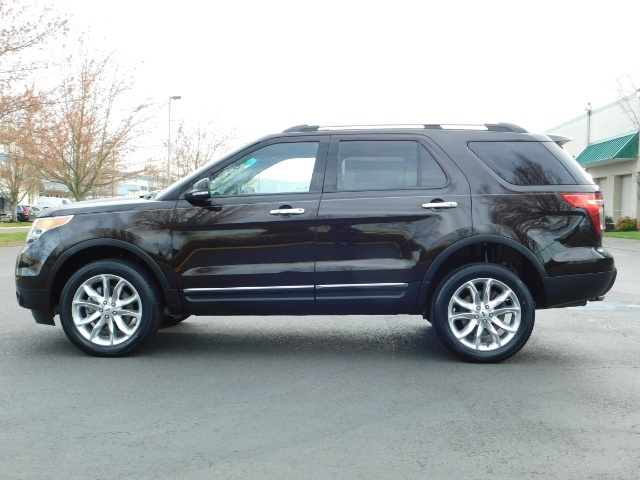 2013 Ford Explorer XLT / AWD / 3rd Seat / Leather/ Sunroof / Htd Seat - Photo 3 - Portland, OR 97217
