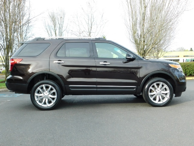 2013 Ford Explorer XLT / AWD / 3rd Seat / Leather/ Sunroof / Htd Seat - Photo 4 - Portland, OR 97217
