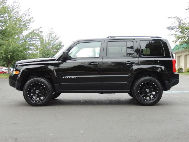 Lifted Jeep Patriot >> 2016 Jeep Patriot Latitude 4x4 Heated Seats Lifted