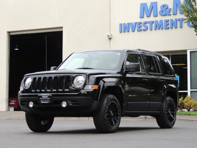 2016 Jeep Patriot Latitude 4x4 Heated Seats Lifted