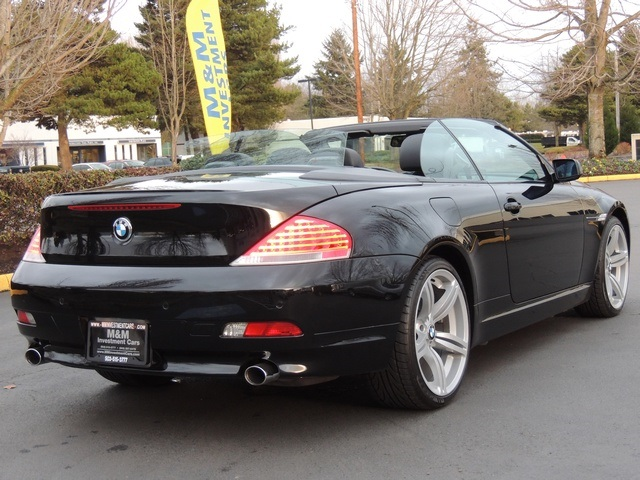 BMW Ci Convertible SPEED M Wheels PRISTINE - Bmw 645ci wheels