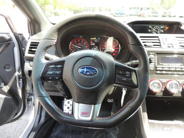 2015 Subaru WRX STI / AWD/ Turbo / Backup Cam/ Exhaust /  Wheels - Photo 18 - Portland, OR 97217