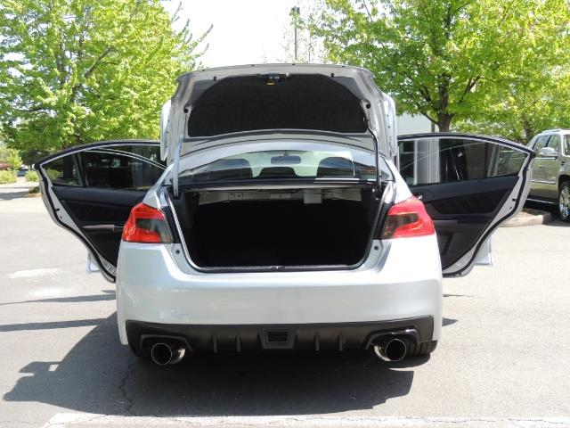 2015 Subaru WRX STI / AWD/ Turbo / Backup Cam/ Exhaust /  Wheels - Photo 28 - Portland, OR 97217