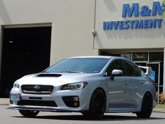 2015 Subaru WRX STI / AWD/ Turbo / Backup Cam/ Exhaust /  Wheels - Photo 1 - Portland, OR 97217