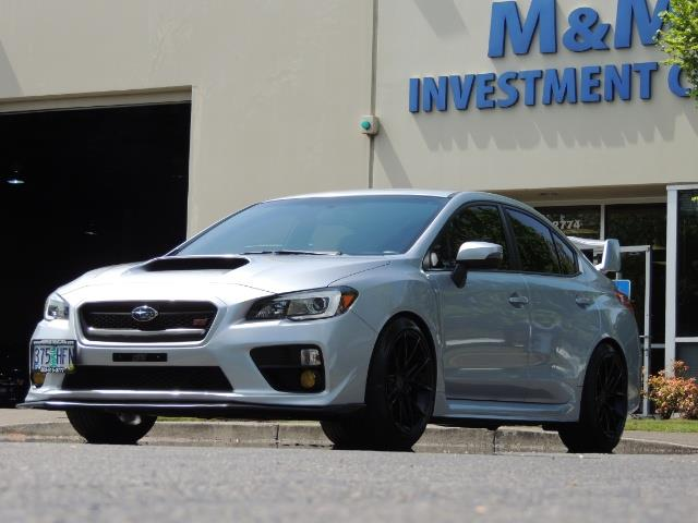2015 Subaru WRX STI / AWD/ Turbo / Backup Cam/ Exhaust /  Wheels - Photo 49 - Portland, OR 97217