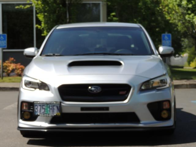 2015 Subaru WRX STI / AWD/ Turbo / Backup Cam/ Exhaust /  Wheels - Photo 5 - Portland, OR 97217