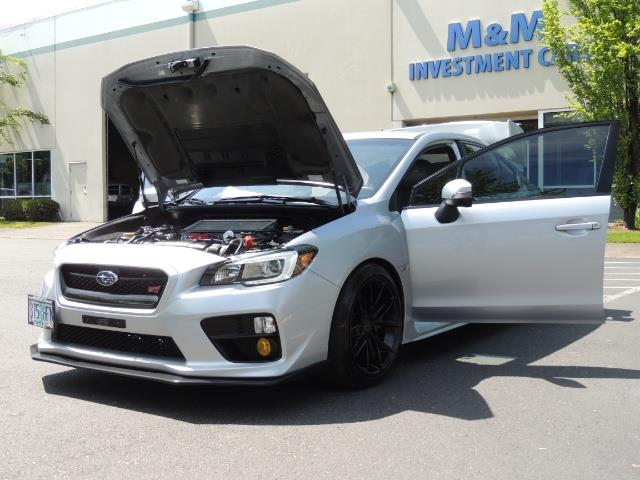 2015 Subaru WRX STI / AWD/ Turbo / Backup Cam/ Exhaust /  Wheels - Photo 25 - Portland, OR 97217