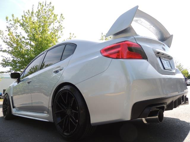 2015 Subaru WRX STI / AWD/ Turbo / Backup Cam/ Exhaust /  Wheels - Photo 11 - Portland, OR 97217