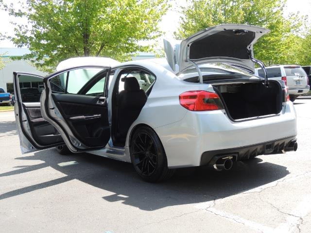 2015 Subaru WRX STI / AWD/ Turbo / Backup Cam/ Exhaust /  Wheels - Photo 27 - Portland, OR 97217
