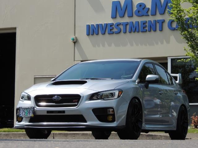 2015 Subaru WRX STI / AWD/ Turbo / Backup Cam/ Exhaust /  Wheels - Photo 46 - Portland, OR 97217