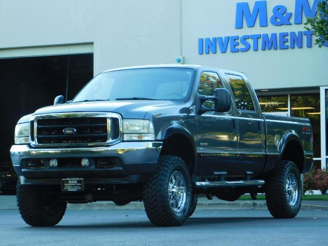 2003 Ford F-250 Lariat / 4X4 / 7.3L DIESEL / FX-4 / LIFTED LIFTED - Photo 1 - Portland, OR 97217