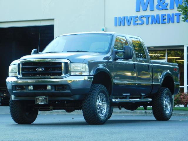 2003 Ford F-250 Lariat / 4X4 / 7.3L DIESEL / FX-4 / LIFTED LIFTED - Photo 46 - Portland, OR 97217