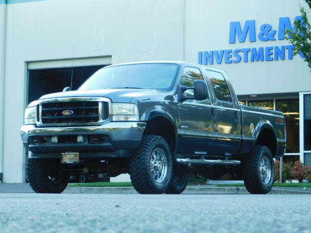 2003 Ford F-250 Lariat / 4X4 / 7.3L DIESEL / FX-4 / LIFTED LIFTED - Photo 42 - Portland, OR 97217