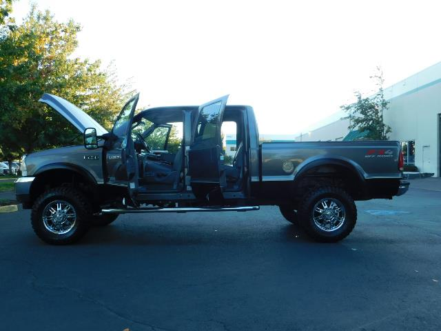 2003 Ford F-250 Lariat / 4X4 / 7.3L DIESEL / FX-4 / LIFTED LIFTED - Photo 26 - Portland, OR 97217