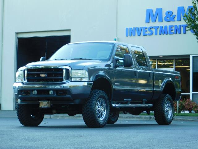 2003 Ford F-250 Lariat / 4X4 / 7.3L DIESEL / FX-4 / LIFTED LIFTED - Photo 43 - Portland, OR 97217