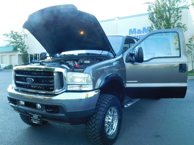 2003 Ford F-250 Lariat / 4X4 / 7.3L DIESEL / FX-4 / LIFTED LIFTED - Photo 25 - Portland, OR 97217