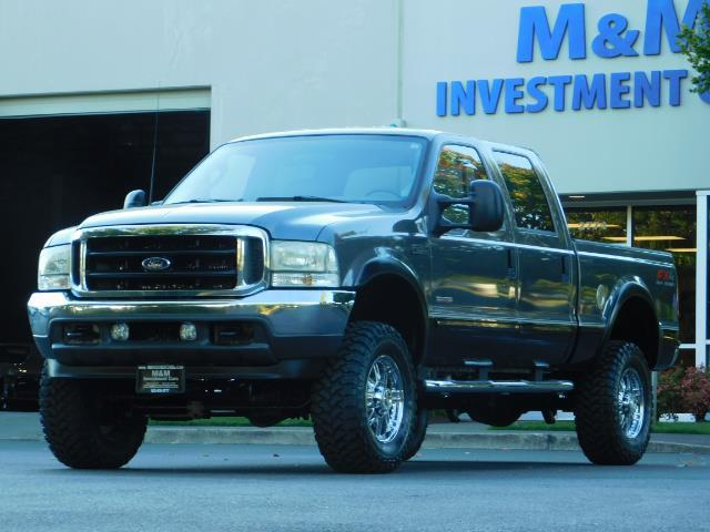 2003 Ford F-250 Lariat / 4X4 / 7.3L DIESEL / FX-4 / LIFTED LIFTED - Photo 44 - Portland, OR 97217