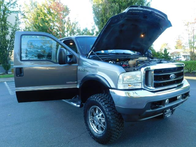 2003 Ford F-250 Lariat / 4X4 / 7.3L DIESEL / FX-4 / LIFTED LIFTED - Photo 29 - Portland, OR 97217