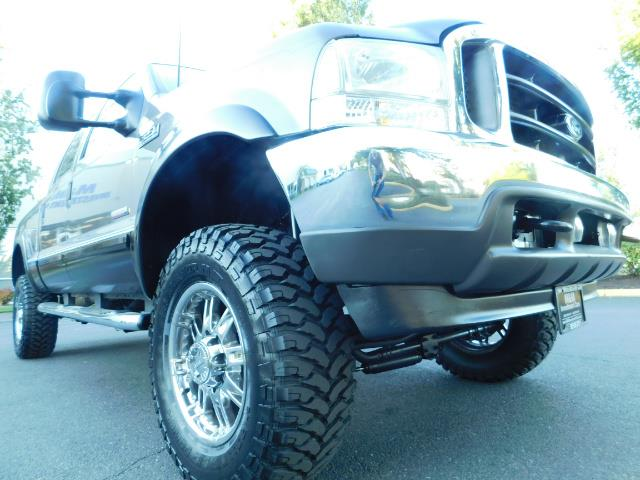 2003 Ford F-250 Lariat / 4X4 / 7.3L DIESEL / FX-4 / LIFTED LIFTED - Photo 10 - Portland, OR 97217