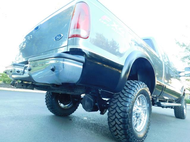 2003 Ford F-250 Lariat / 4X4 / 7.3L DIESEL / FX-4 / LIFTED LIFTED - Photo 41 - Portland, OR 97217