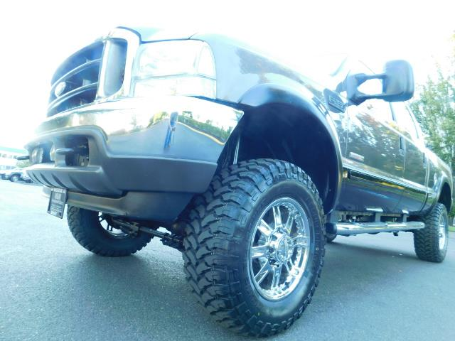 2003 Ford F-250 Lariat / 4X4 / 7.3L DIESEL / FX-4 / LIFTED LIFTED - Photo 9 - Portland, OR 97217