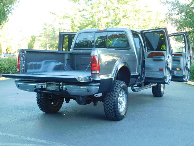 2003 Ford F-250 Lariat / 4X4 / 7.3L DIESEL / FX-4 / LIFTED LIFTED - Photo 28 - Portland, OR 97217