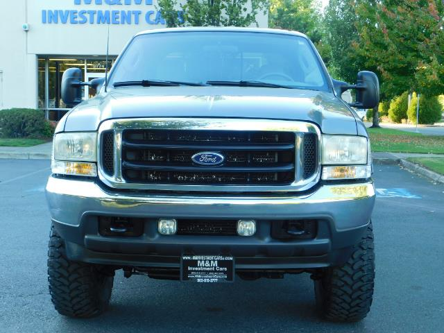 2003 Ford F-250 Lariat / 4X4 / 7.3L DIESEL / FX-4 / LIFTED LIFTED - Photo 5 - Portland, OR 97217