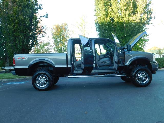 2003 Ford F-250 Lariat / 4X4 / 7.3L DIESEL / FX-4 / LIFTED LIFTED - Photo 24 - Portland, OR 97217