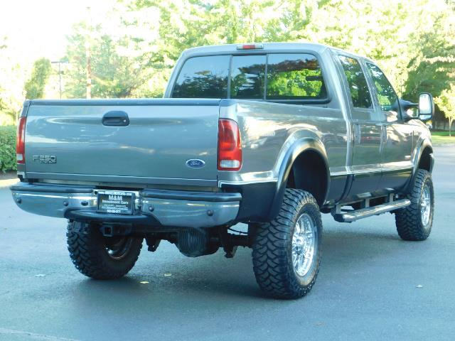 2003 Ford F-250 Lariat / 4X4 / 7.3L DIESEL / FX-4 / LIFTED LIFTED - Photo 8 - Portland, OR 97217