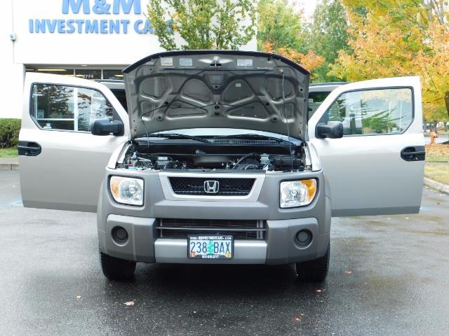 2004 Honda Element EX SUV / ALL WHEEL DRIVE / SUN ROOF / 101K MILES - Photo 29 - Portland, OR 97217