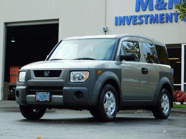 2004 Honda Element EX SUV / ALL WHEEL DRIVE / SUN ROOF / 101K MILES - Photo 1 - Portland, OR 97217