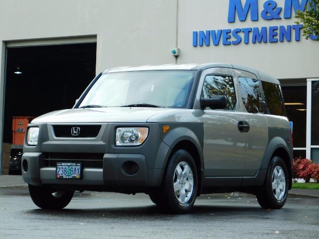 2004 Honda Element EX SUV / ALL WHEEL DRIVE / SUN ROOF / 101K MILES - Photo 38 - Portland, OR 97217