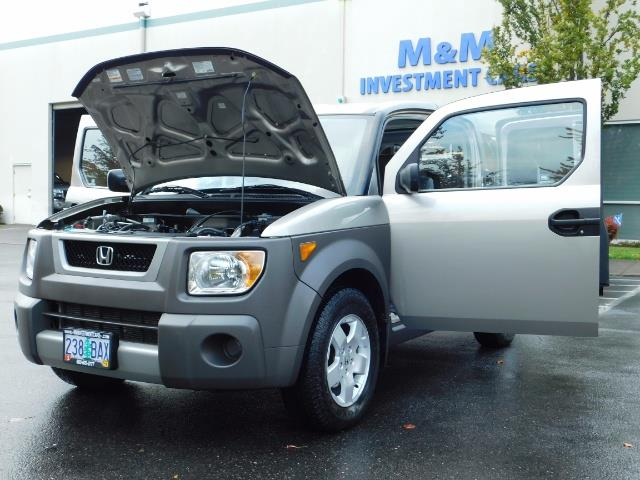 2004 Honda Element EX SUV / ALL WHEEL DRIVE / SUN ROOF / 101K MILES - Photo 31 - Portland, OR 97217